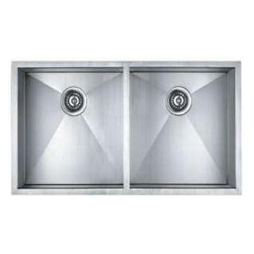 Carysil CXQ-850 Undermount Double Bowl Kitchen sink