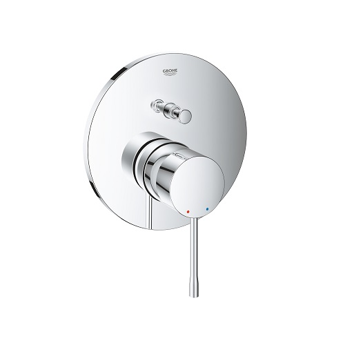 Grohe Essence 24058001 mixer with 2-way diverter
