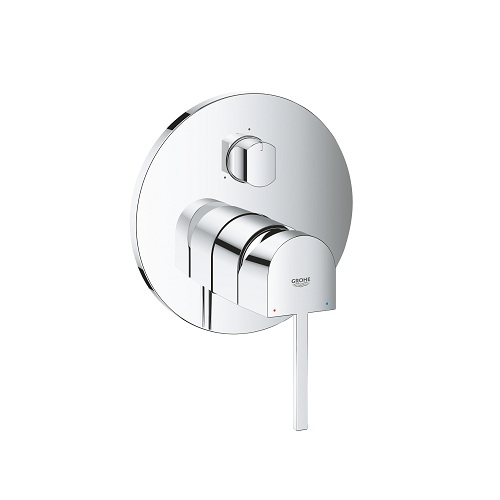 Grohe Plus mixer with 3-way diverter 24093003