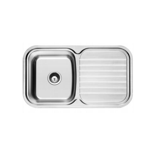 Rubine PRX 611 Kitchen sink with Drainer