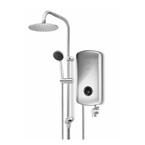 Rinnai REI-B330DP-R-SL Liquid Silver Instant Water Heater