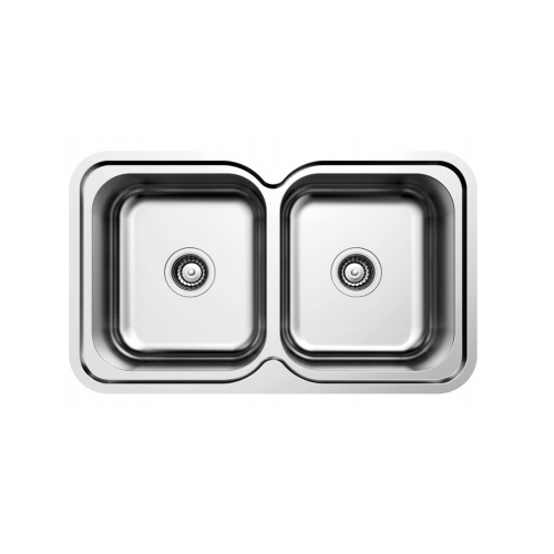 Rubine DUX 620 Double bowl Kitchen sink