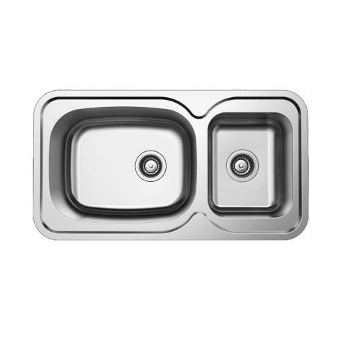 Rubine DUX 660 Kitchen Sink