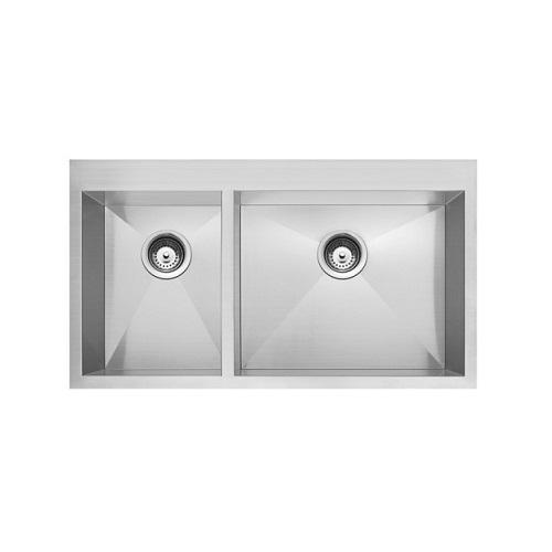 Rubine STX 860-88R Double bowl Kitchen sink