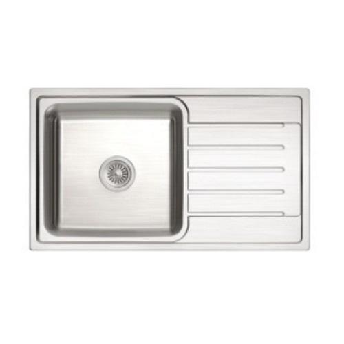 Rubine Zenith ZEX 811 Kitchen sink with Drainer
