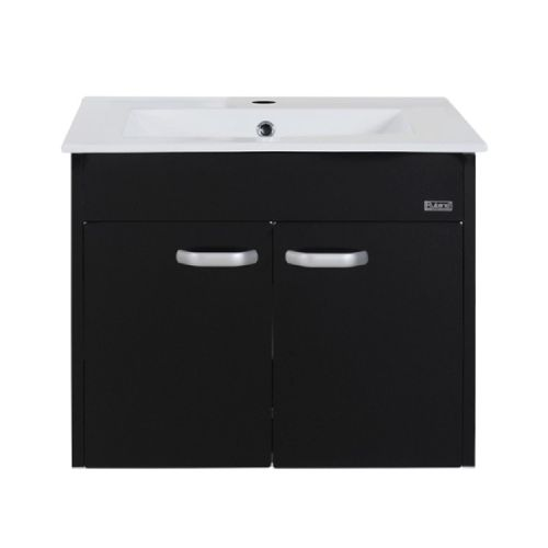 Rubine RBF-1064D2 BK Basin Cabinet Black