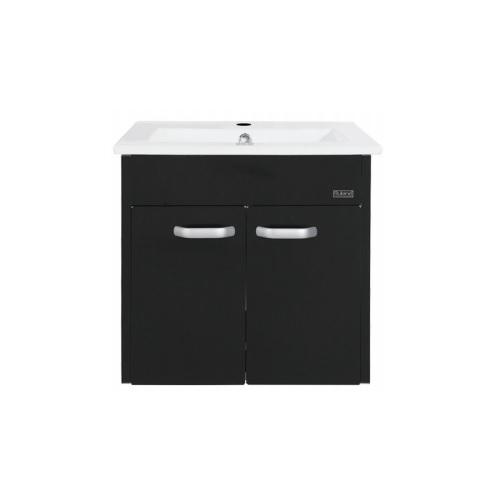 Rubine RBF-1054D2 BK Basin cabinet black