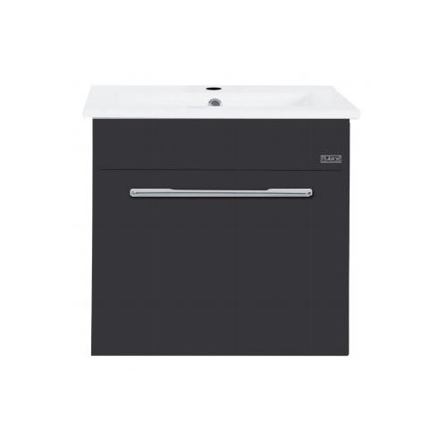 Rubine RBF-1154D1 BK Basin Cabinet black