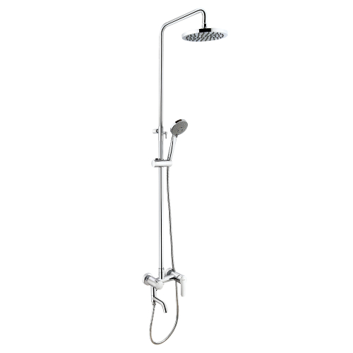 Rubine RSC-VOGA-PICCO-3961R Rainshower column set