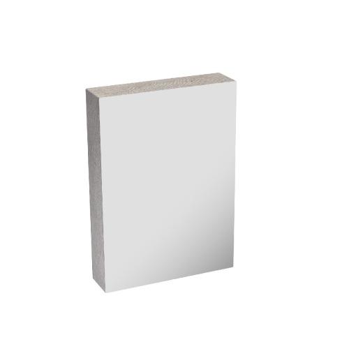 HERA5070MC-CA Mirror cabinet Charcoal ash