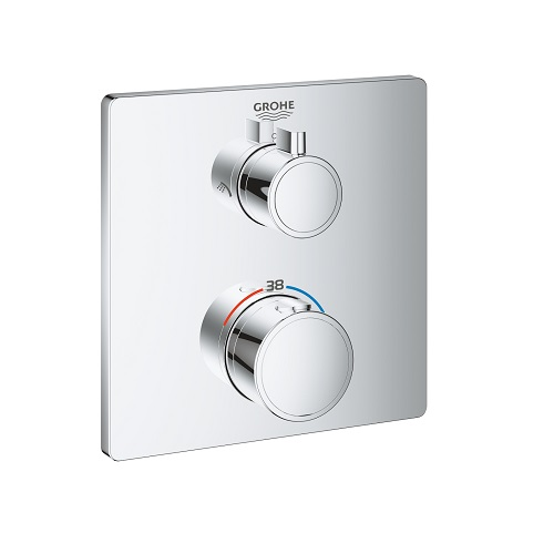 Grohtherm 24079000 Thermostat Mixer