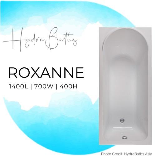 Hydrabath Roxanne 1400 bathtub