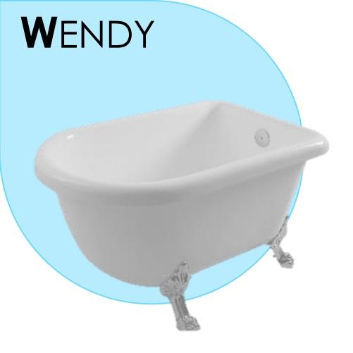 Hydrabath WENDY Acrylic Bathtub