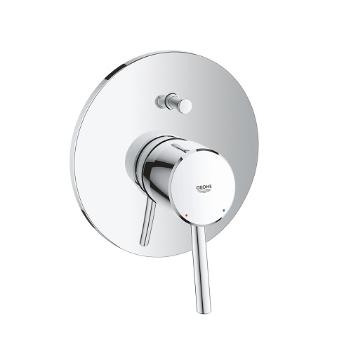 Grohe Concetto 19346001 Bath-shower mixer
