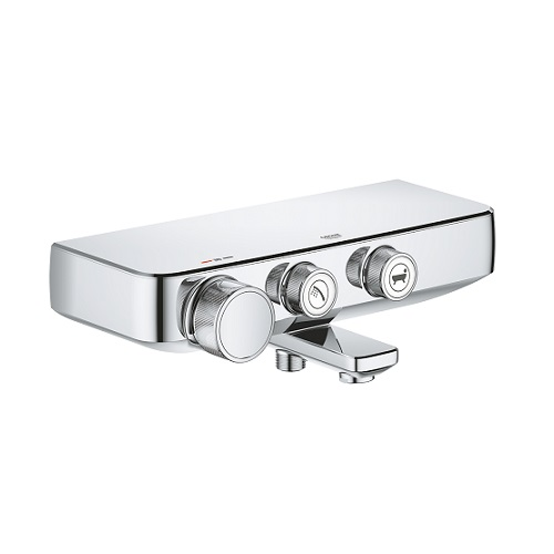 Grohtherm Smartcontrol 34718000 Bath-shower mixer