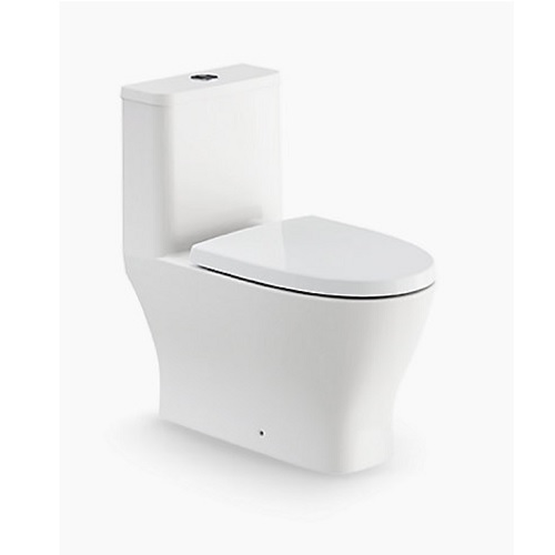 Kohler K-28628K-0 Reach Up one-piece Toilet