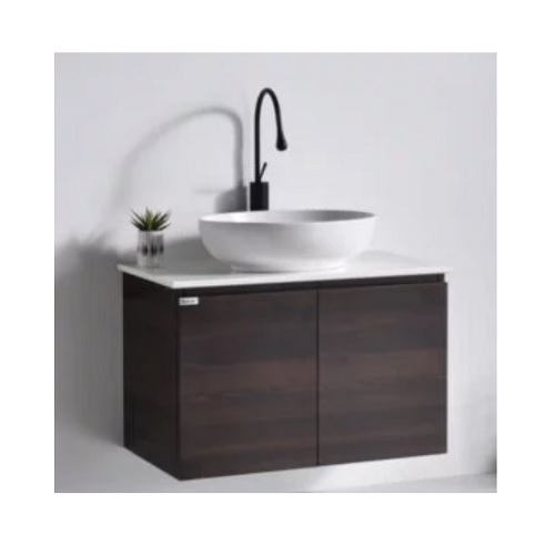 Baron A108 basin cabinet with solid top