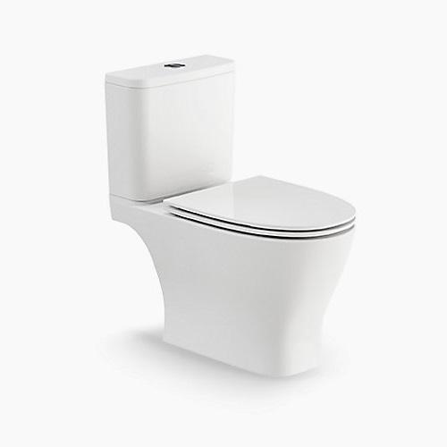 Kohler K-31114K-0 Reach Up Two-piece Toilet