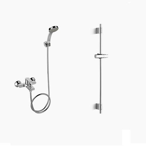 Kohler Taut Pin Bath-shower mixer full set